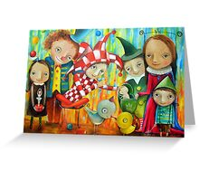 Friends Of The Prince Greeting Card