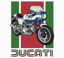 Ducati 900SS by Steve Harvey