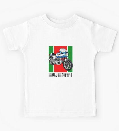 Ducati 900SS Kids Tee