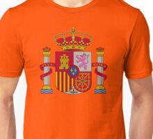 Coat of Arms of Spain (1981-) Unisex T-Shirt