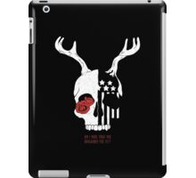 Am I More Than You Bargained For Yet? iPad Case/Skin
