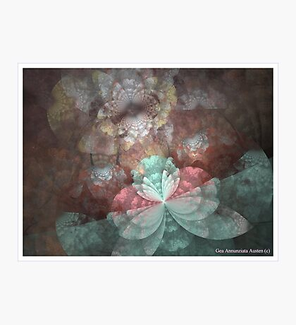 DAINTY BLOSSOMS Photographic Print