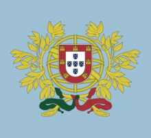 Coat of Arms of Portugal Kids Tee