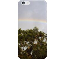 Neighborhood rainbow iPhone Case/Skin