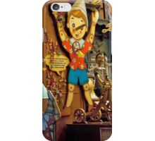 Geppetto's Kid iPhone Case/Skin