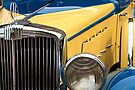 Hupmobile Grille by dlhedberg