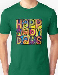 MEN'S HAPPY MONDAYS LOGO T-Shirt