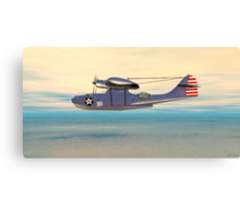 Consolidated PBY Catalina Canvas Print