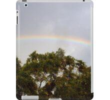 Neighborhood rainbow iPad Case/Skin