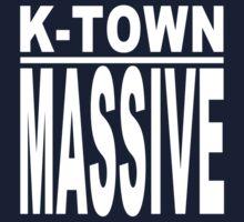 K-TOWN Kids Tee