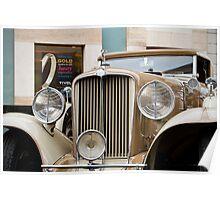 1931 Auburn Cabriolet Poster