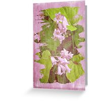 Lily of the Valley - In The Pink #3 Greeting Card