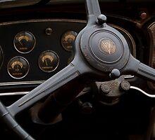 1932 Cadillac Dash by dlhedberg