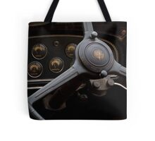 1932 Cadillac Dash Tote Bag