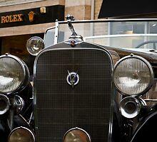 Cadillac V12 by dlhedberg