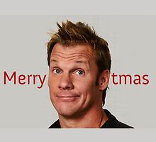 Merry CHRIStmas - WWE, Wrestling, Funny Chris Jericho by Lee5657