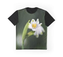 Snowdrops Graphic T-Shirt
