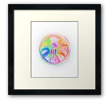 SHIELD Colour Logo Framed Print