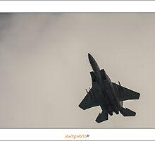 IAF - F15 by AnYpHoTo