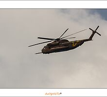 IAF - Sikorsky CH-53 by AnYpHoTo