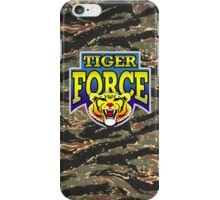 Tiger Force iPhone Case/Skin