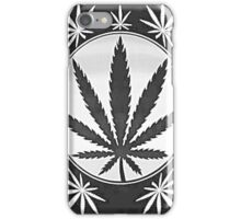 Iphone weed case iPhone Case/Skin