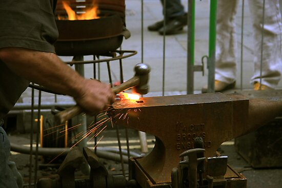Blacksmiths by JHMimaging
