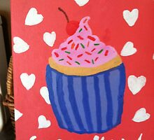 i love cupcakes! by Rowan !