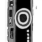 Camera phone by Zozzy-zebra
