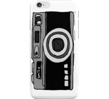 Camera phone iPhone Case/Skin