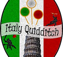 Italy Quidditch by Isaac Novak