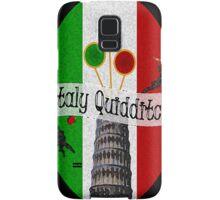 Italy Quidditch Samsung Galaxy Case/Skin