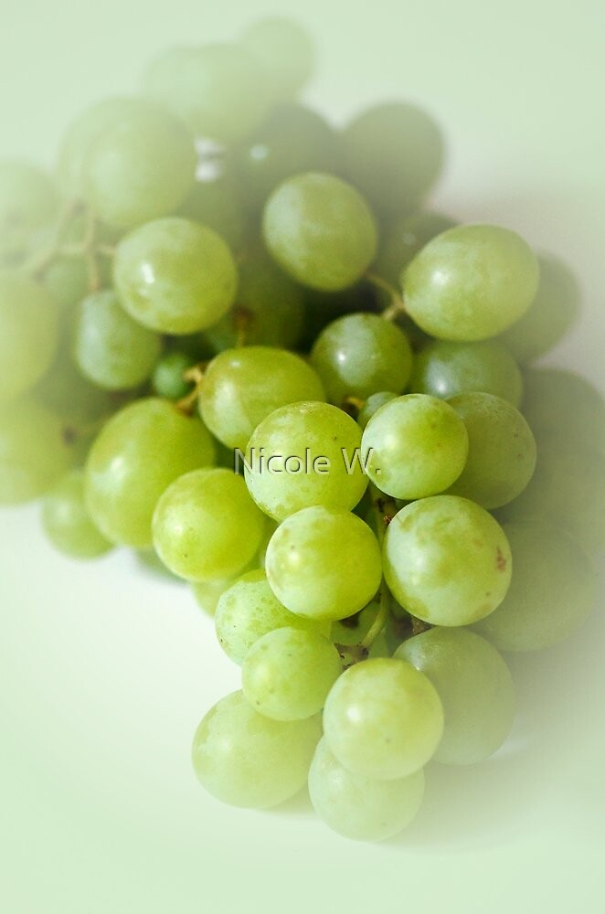 Juicy grapes by Nicole W.