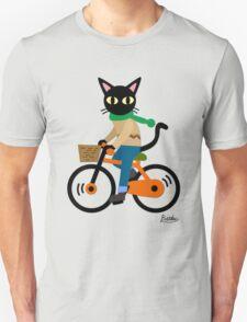 Cycling Unisex T-Shirt