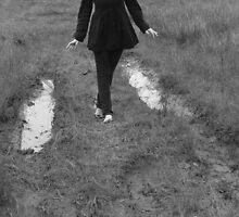 I wish i wore my wellies!!! by Naomi  Dowdeswell