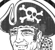 It's the Pirates me Bucco! Again! Sticker