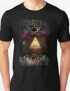 Reality is an Illusion - Bill Cipher Unisex T-Shirt