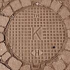 Gingham K:TM&H Manhole by M-EK