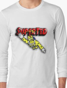 Super Ted Spotty Long Sleeve T-Shirt