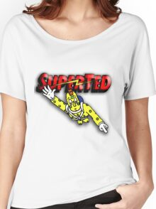 Super Ted Spotty Women's Relaxed Fit T-Shirt