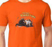 Bernese Mountain Dog :: Totally Hairifying Unisex T-Shirt