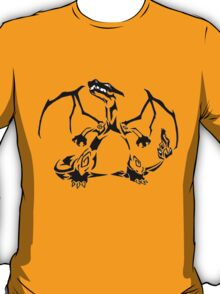 Charizard - Pokemon T-Shirt