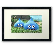 Dragon Quest  Framed Print