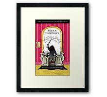 Aryaloise Framed Print