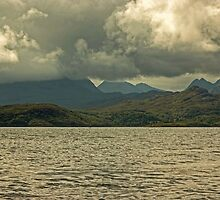 Gairloch..The Gathering Clouds by VoluntaryRanger