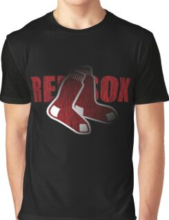 Red Sox Logo Graphic T-Shirt