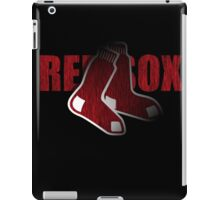 Red Sox Logo iPad Case/Skin