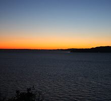 Puget Sound Sunset II by Murray211