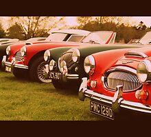 Vintage cars by debp0503