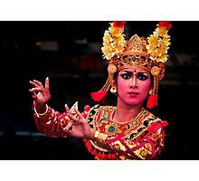 Balinese Photographic Print